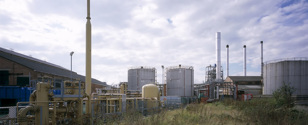 Smurfit Combined Heat and Power Plant image 3