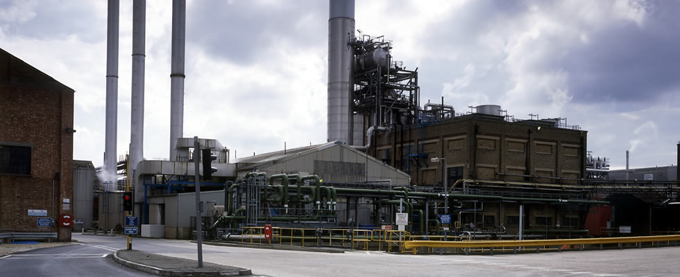 Smurfit Combined Heat and Power Plant image 4