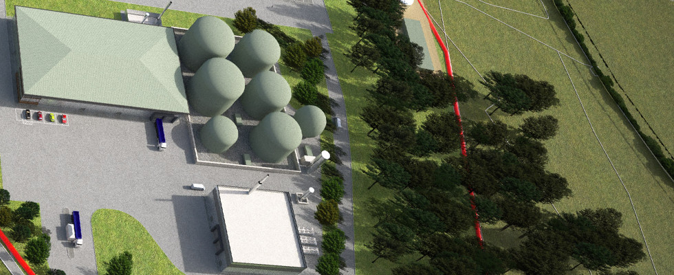 North Selby Anaerobic Digestion and Horticultural Glasshouse image 4